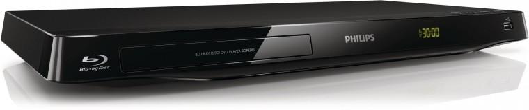 Blu-Ray prehrávače  Philips BDP3300