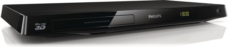 Blu-Ray prehrávače  Philips BDP3380