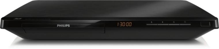 Blu-Ray prehrávače  Philips BDP3480/12