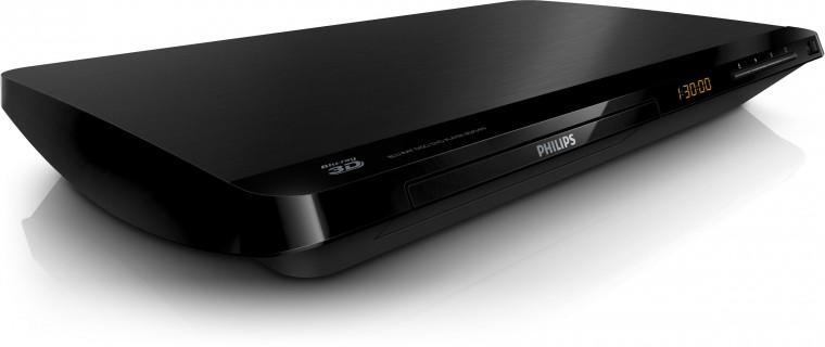 Blu-Ray prehrávače Philips BDP3490