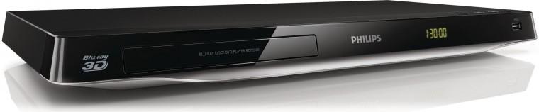 Blu-Ray prehrávače  Philips BDP5500