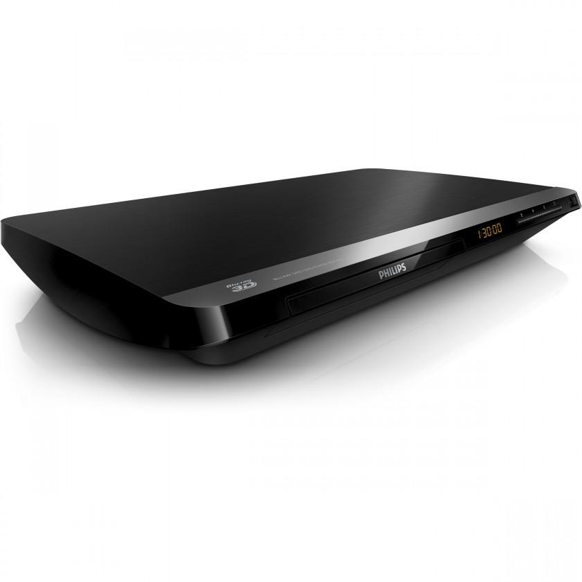 Blu-Ray prehrávače  Philips BDP5600