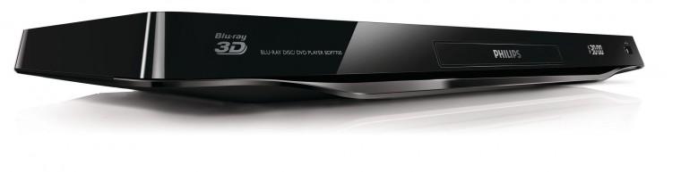 Blu-Ray prehrávače  Philips BDP7700