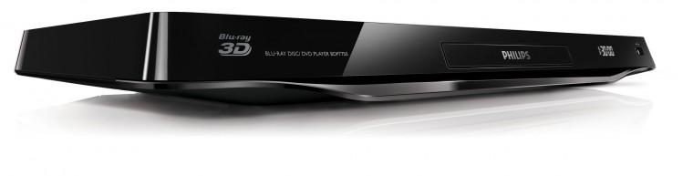 Blu-Ray prehrávače  Philips BDP7750
