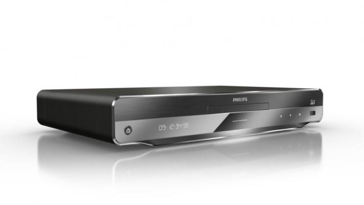Blu-Ray prehrávače  Philips BDP9600/12