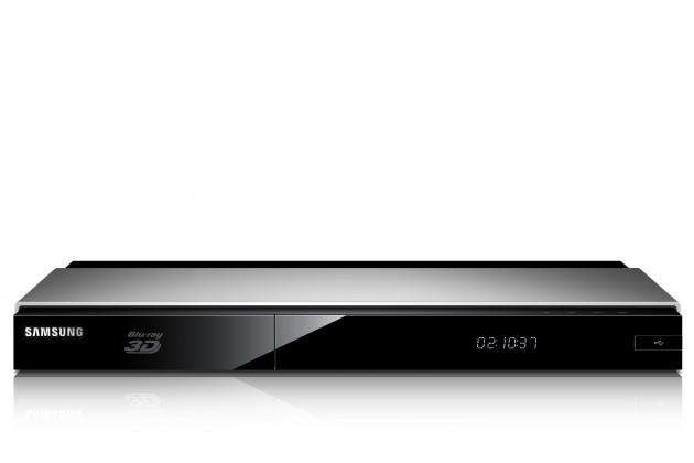 Blu-Ray prehrávače Samsung BD-F7500