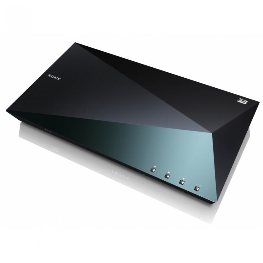 Blu-Ray prehrávače  Sony BDPS5100B.EC1