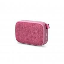 Bluetooth reproduktor ENERGY Fabric Box 1+ Pocket, ružový