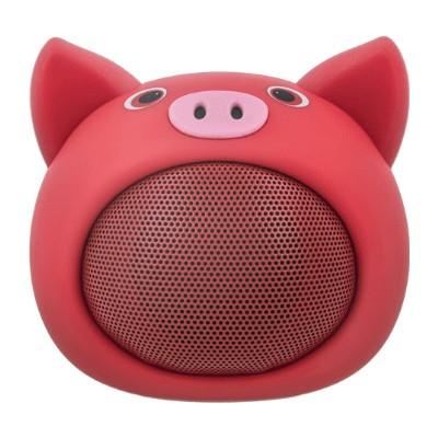 Bluetooth reproduktor Forever ABS-100, červený