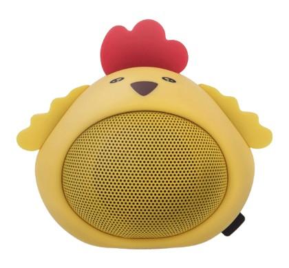 Bluetooth reproduktor Forever ABS-100, žltý