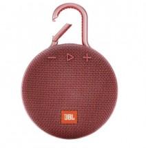 Bluetooth reproduktor JBL Clip 3, červený