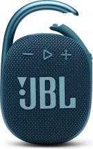 Bluetooth reproduktor JBL Clip 4, modrý