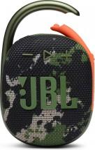 Bluetooth reproduktor JBL Clip 4, squad
