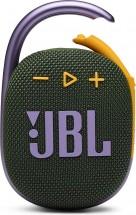 Bluetooth reproduktor JBL Clip 4, zelený