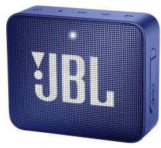 Bluetooth reproduktor JBL GO 2, modrý