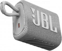 Bluetooth reproduktor JBL GO 3, biely