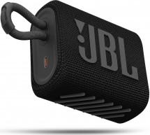 Bluetooth reproduktor JBL GO 3, čierny