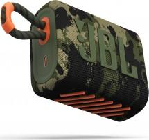 Bluetooth reproduktor JBL GO 3, squad