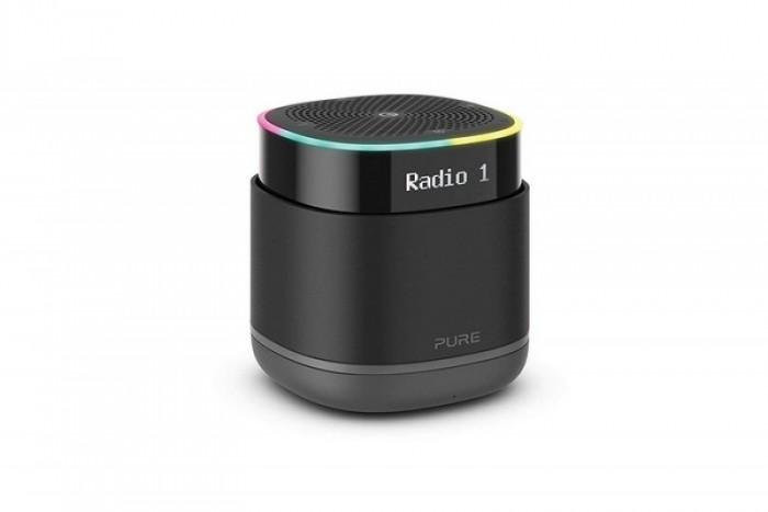 Bluetooth reproduktor PURE StreamR, čierny