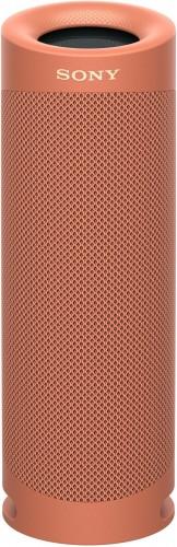 Bluetooth reproduktor Sony SRS-XB23, červený
