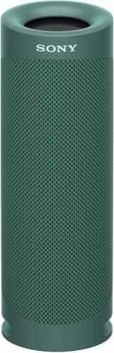 Bluetooth reproduktor Sony SRS-XB23, zelený