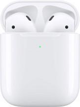 Bluetooth slúchadlá Apple AirPods 2019, biela