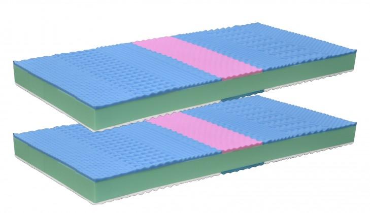 Bona 2 - Matrace, zvýhodnené 2ks balenie (2x 200x90x16)