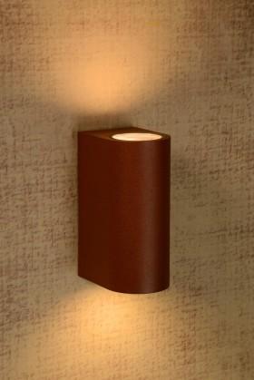 Boogy - vonkajšie osvetlenie, 8W, 2xGU10 (bronzová)