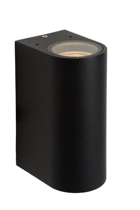 Boogy - vonkajšie osvetlenie, 8W, 2xGU10 (čierna)
