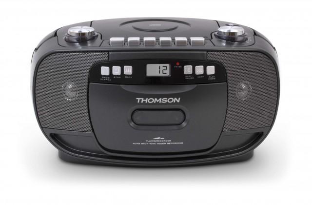Boomboxy Rádiomagnetofón Thomson RK200CD