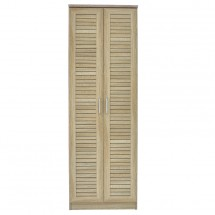 Botník Berri (2x dvere, dub sonoma)