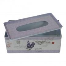 Box na vreckovky Carte postale