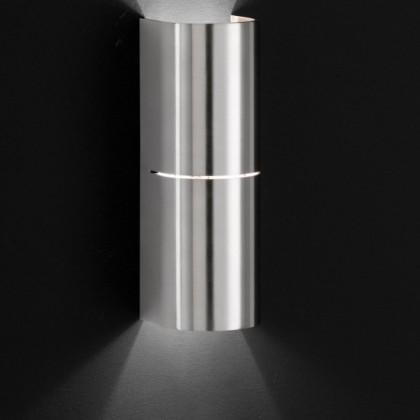 Braez - Nástenné svietidlo, G9 (matný nikel)
