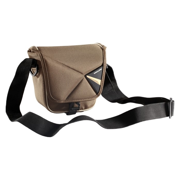 Brašne, ruksaky Brašňa pre fotoaparát Vanguard Pampas 13kg, 13x7,5x14,5cm, hnedá