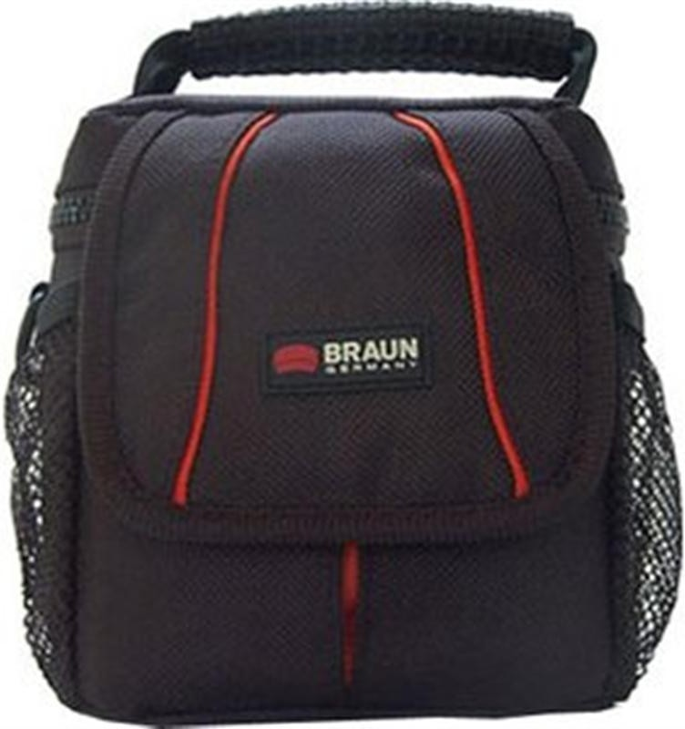 Brašne, ruksaky Braun Brašna Asmara Compact 200, čierna ROZBALENÉ