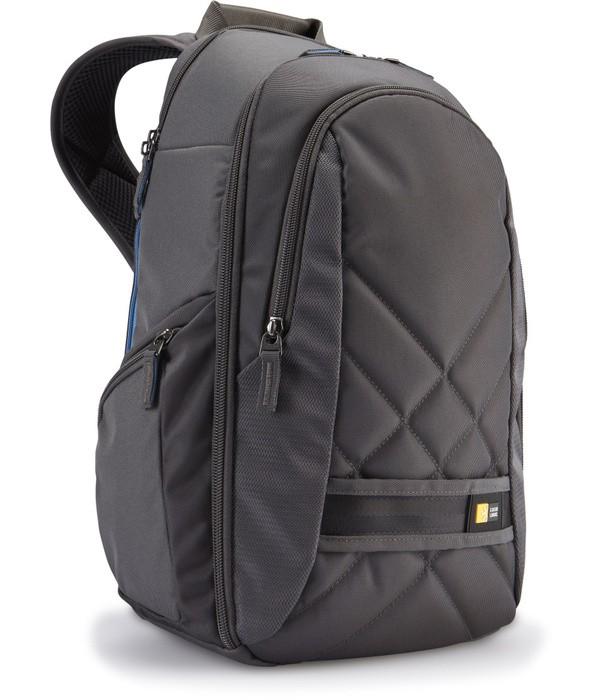 Brašne, ruksaky CASELOGIC CL-CPL108GY Fotobatoh, vkladanie zhora (šedý),polyester
