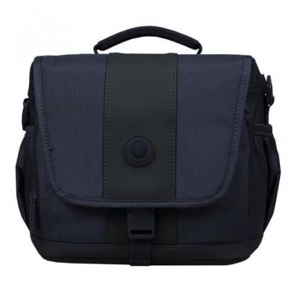Brašne, ruksaky Continent pouzdro na fotoaparát nebo kameru velké FF-03 modré