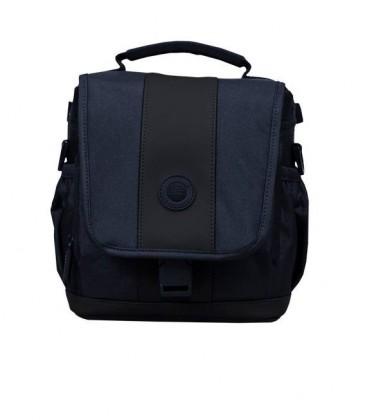 Brašne, ruksaky Continent pouzdro na fotoaparát nebo kameru větší FF-02 modré