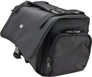 Brašne, ruksaky Esperanza ET159 Brašna pre zrkadlovku, čierna POUŽITÝ