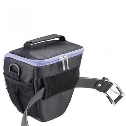 Brašne, ruksaky SUMDEX brašna na kameru větší POC-485BK černé