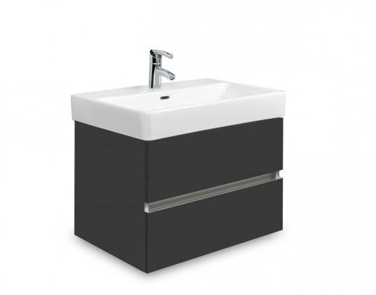 Brisbane - skriňa s umývadlom Laufen Pro S 55cm (antracit)