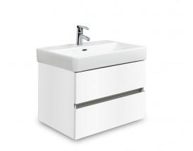 Brisbane - skriňa s umývadlom Laufen Pro S 55cm (biela)