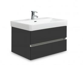 Brisbane - skriňa s umývadlom Laufen Pro S 65cm (antracit)