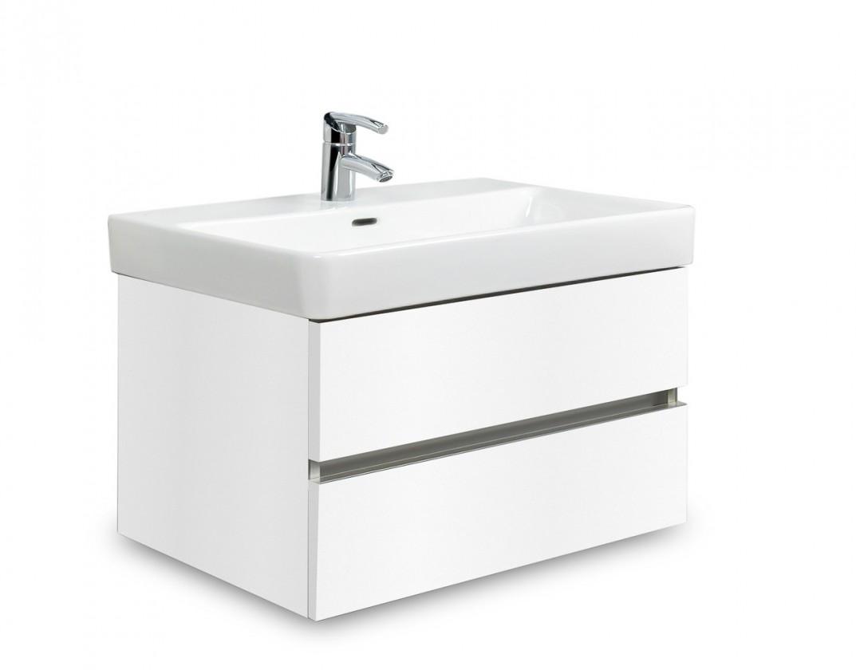 Brisbane - skriňa s umývadlom Laufen Pro S 65cm (biela)