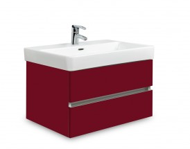 Brisbane - skriňa s umývadlom Laufen Pro S 65cm (bordó)