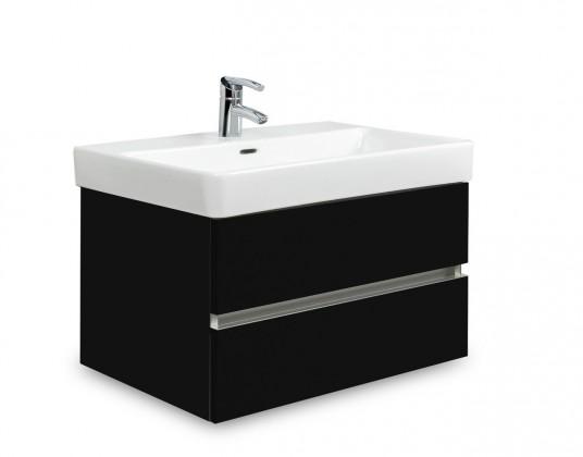 Brisbane - skriňa s umývadlom Laufen Pro S 65cm (čierna)