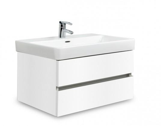 Brisbane - skriňa s umývadlom Laufen Pro S 70cm (biela)