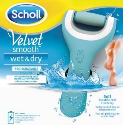 fd44e3e8a03a ... Manikúry   pedikúry Brúska na päty Scholl Velvet Smooth Wet   Dry