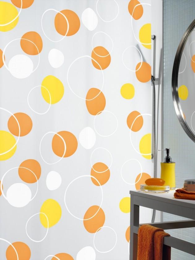 Bubble-Sprchový záves 180x200 cm