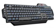 C-Tech KORE CZ/SK, herní, modré podsvícení, USB
